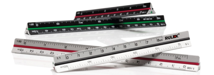 Mini and Micro scale rulers 2
